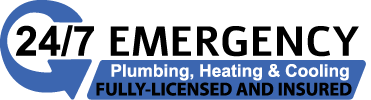 24/7 emergency service in bloomfield NJ plumbing heating and cooling fully-licenced and insured